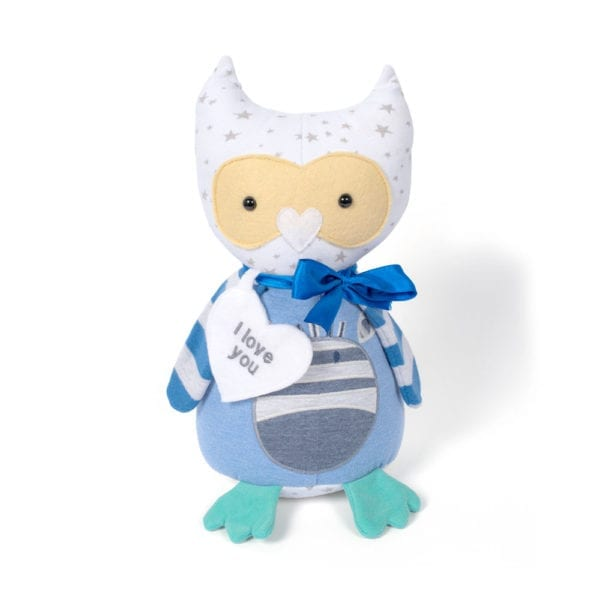 Keepsake Owl Gifts from Infinity keepsakes