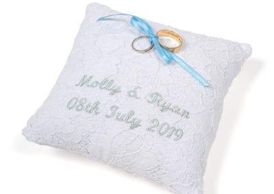 Keepsake Wedding Ring Cushion