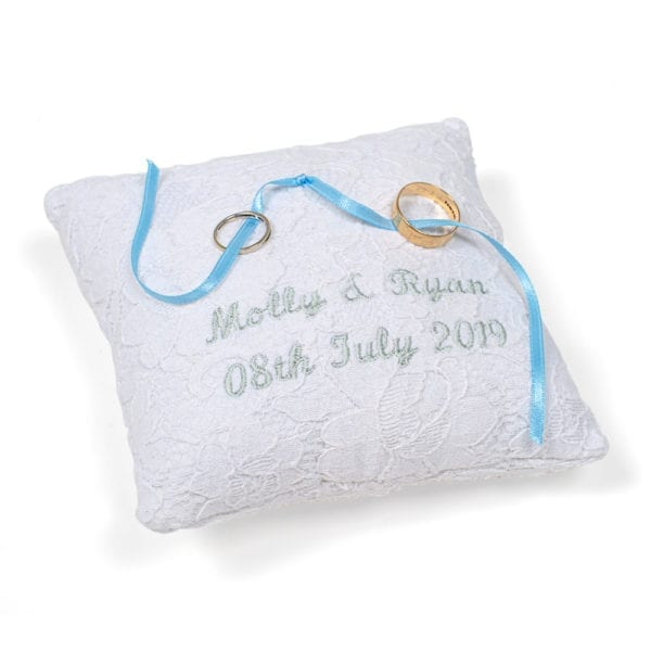 Keepsake Wedding Ring Cushion