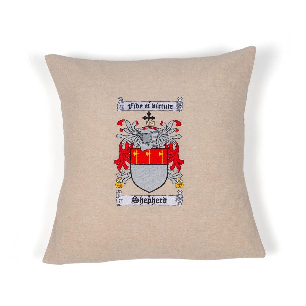 Coats of arms cushion Infinity Keepsakes
