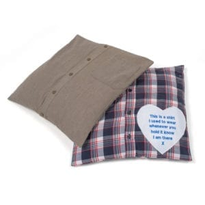 Shirt cushion