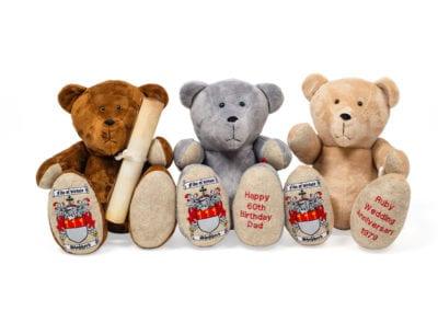coats of arms teddy bears