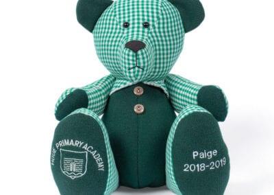 school uniform bear