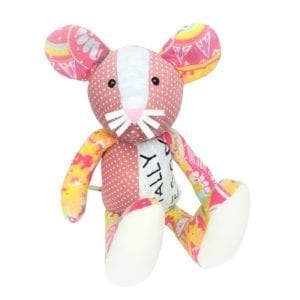 Memory keepsake mouse | Keepsakes made from clothes