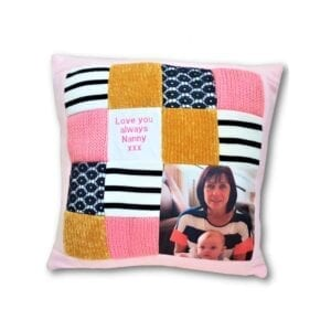 Photo Memory Cushion