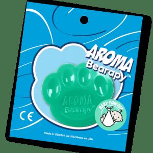 Aroma Teddy Scent Chip Baby Powder