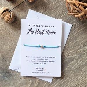 Wish Bracelet - Best Mum