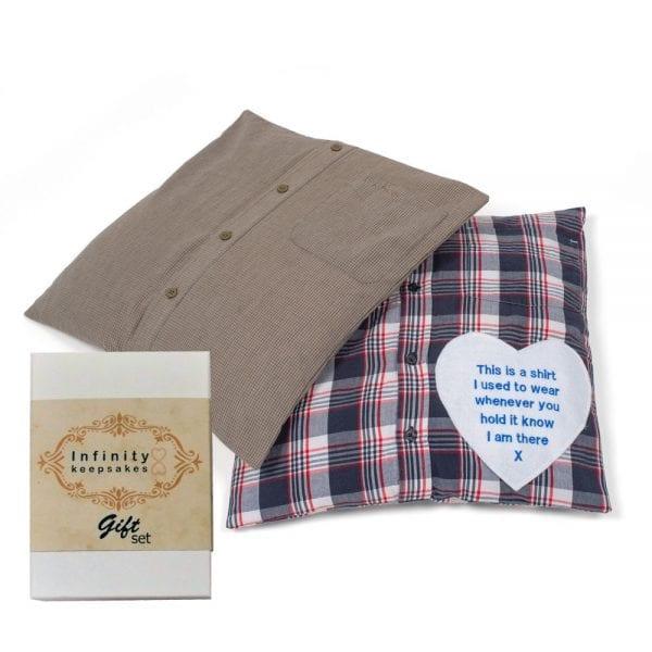 Gift Set - Shirt Cushion