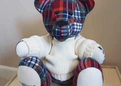 Memory Bear - Wearing A Jumper