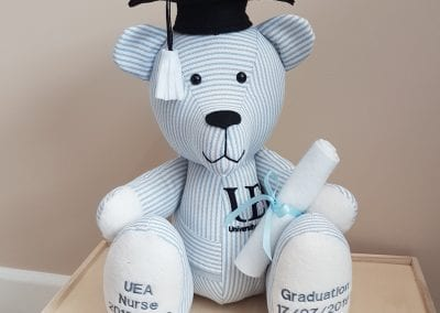Nurses Graduation Bear