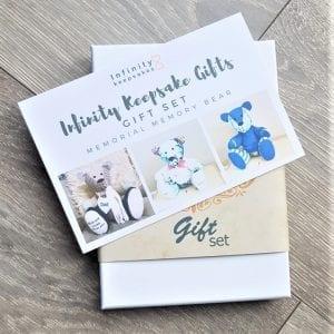 Gift Set - Memory Bear