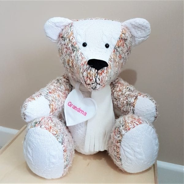 Memory Bear Knitted Jumpers