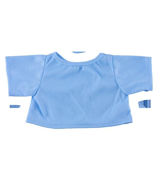 Teddy Bear Blue T-shirt