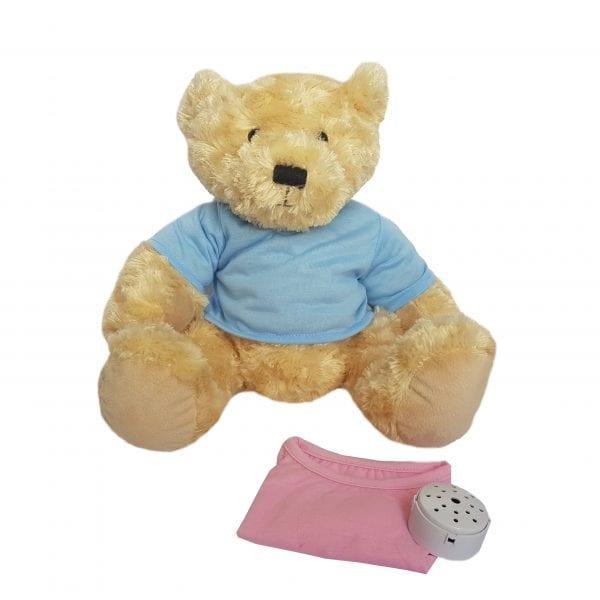 Heartbeat Gender Reveal Teddy Bear Kit