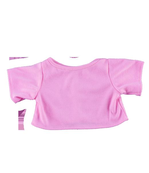 Teddy Bear Pink T-shirt