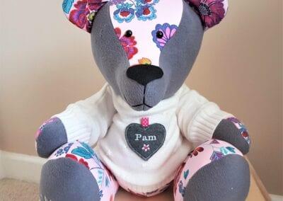 Memory Bear - Pyjamas & Jumper
