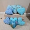 Keepsake Heart Made From Clothes