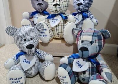 Memorial Memory Bears