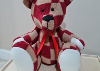 Memory Bear - Horses Blanket