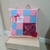 Memory Cushion - Pink Cotton - Unicorn Dress