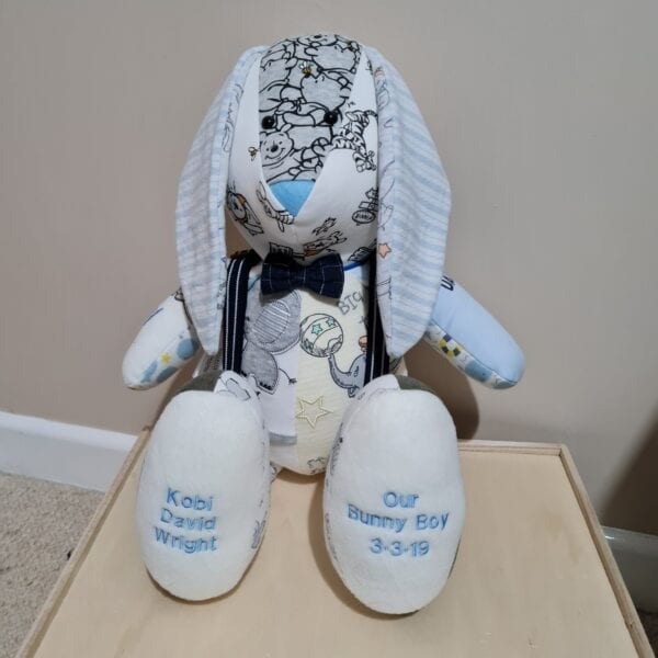 Weighted Keepsake Bunny