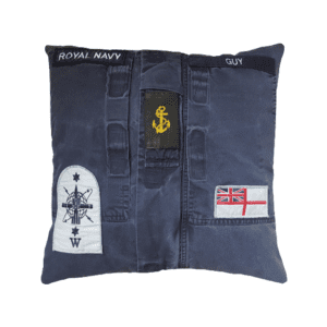 Keepsake Uniform Cushion