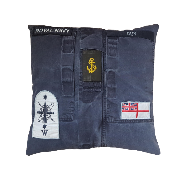 Keepsake Uniform Cushion