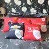 Football shirt cushions